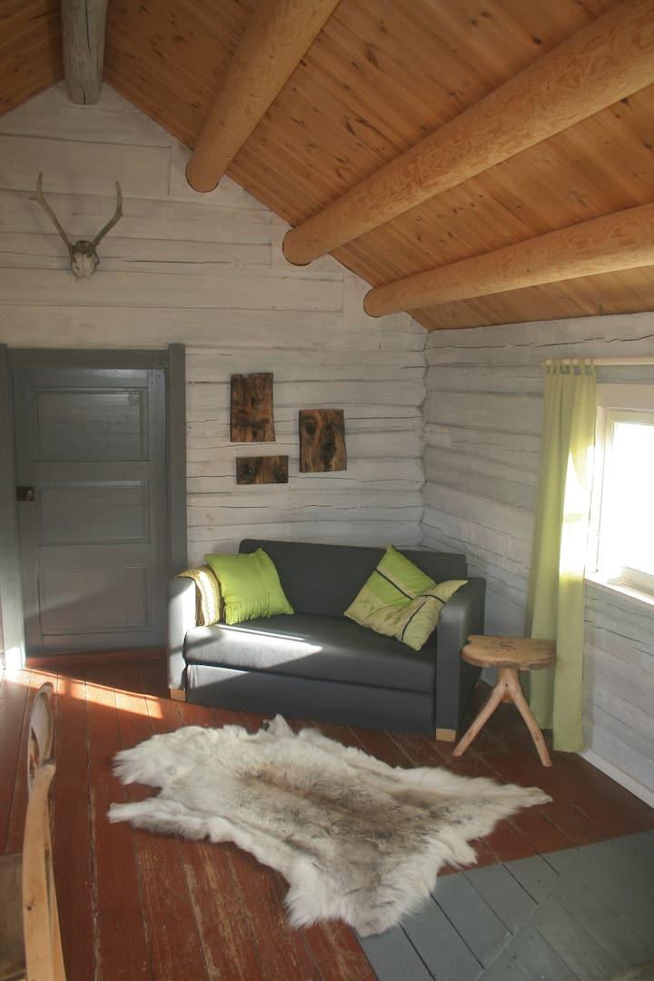 Mountain cabin Zegerros