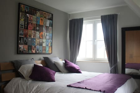 Chambre cosy (La Malmaisonnette) - Waterloo - Bed & Breakfast