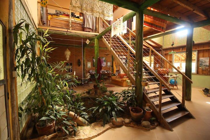 Oka Katupé: Um lugar para se sentir bem