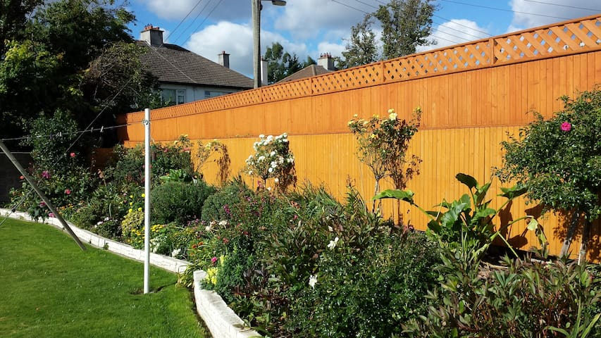 Stunning garden available to all