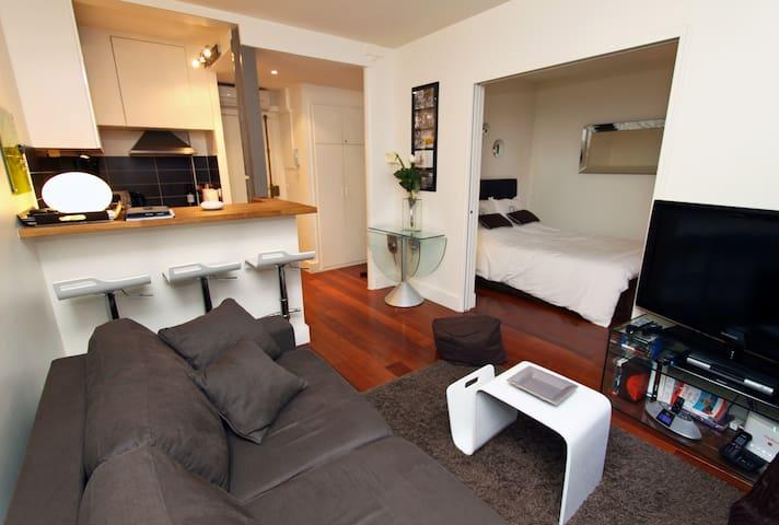 appartment marais/pompidou