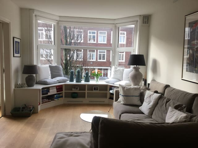 Lovely renovated light apartment!