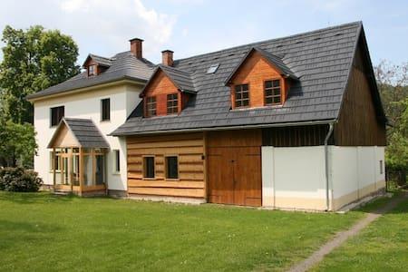 holiday house Malá Skála - Zvonek - Malá Skála