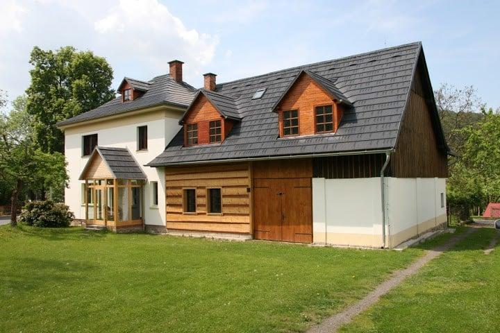 Holiday house Malá Skála - full house rental