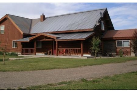 Beautiful 2 story cabin with Teton sunrise views