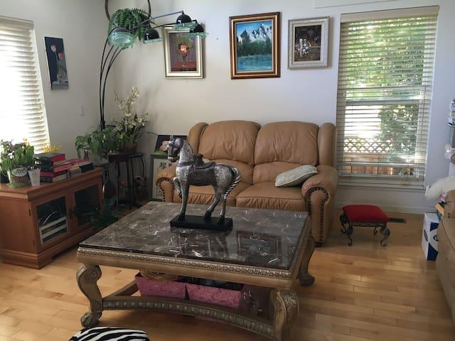 House in a great neighborhood - Saratoga - Apartment