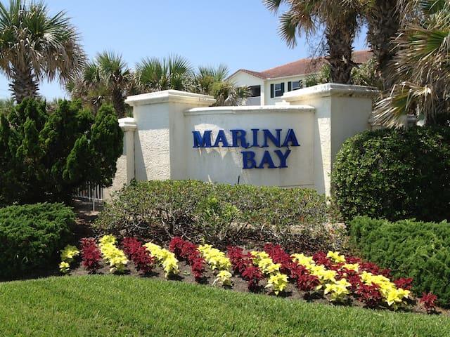 Marina Bay Condo-OH!cean - Flagler Beach - Apartment