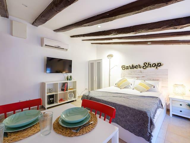 Cozy studio in the heart of Chueca