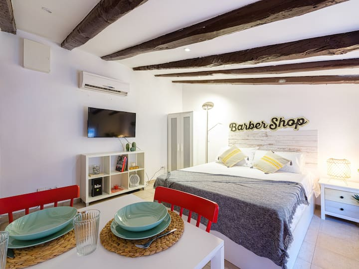 Cozy studio in the heart of Chueca