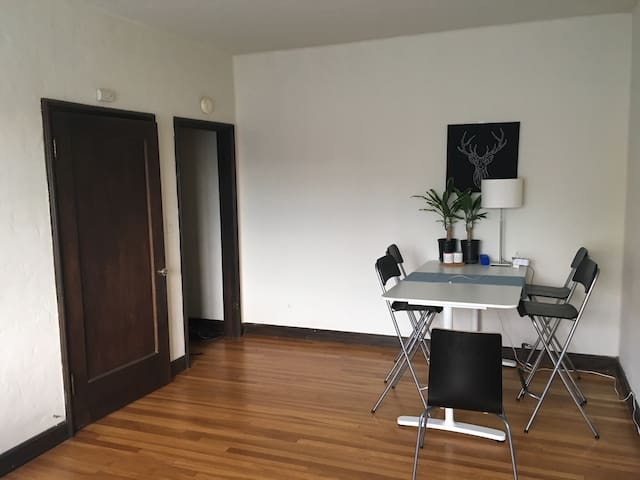 New apartment near campus and BART - Berkeley - Appartement