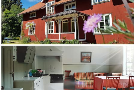 Apartment in the charming village Strömsberg
