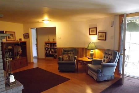 Holiday Apartment - off season - St Thomas - Apartamento