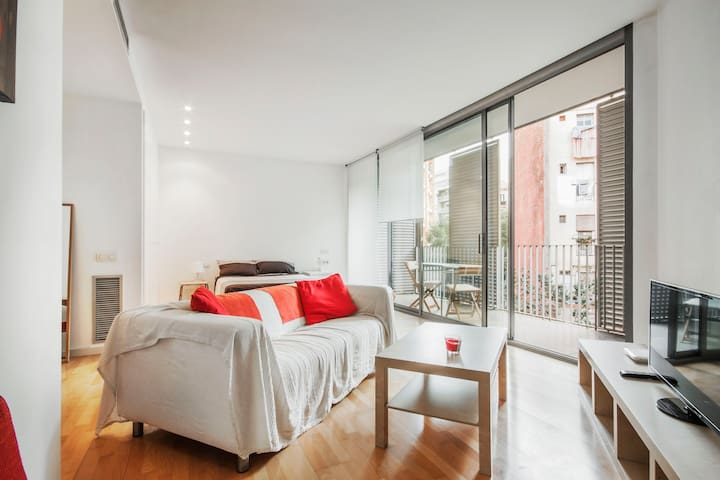 Stylish loft II in the heart of BCN - Barcellona - Loft