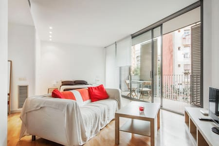Stylish loft II in the heart of BCN