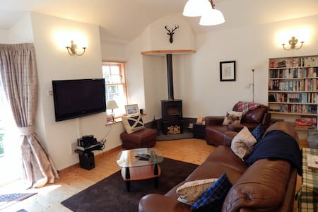 Ratchill Cottage - Broughton - Hus