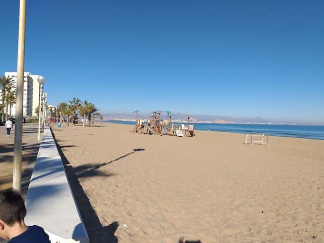 Exclusivo Bungalow en Primera Linea de Playa.