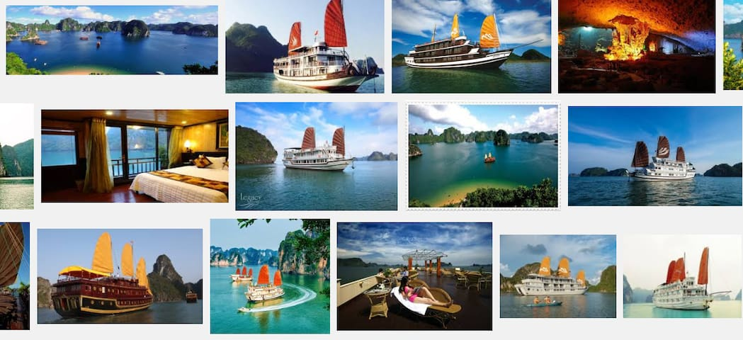 Deluxe package halong bay 2d1n - tp. Hạ Long - Vene