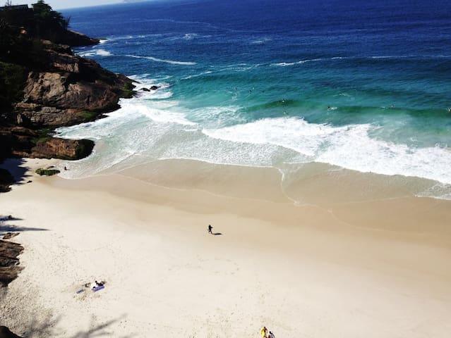 Joatinga beach is one of Rio's best kept secrets .