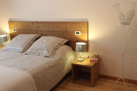 Maison Le Champ becomes your house! - Le Champ - Bed & Breakfast