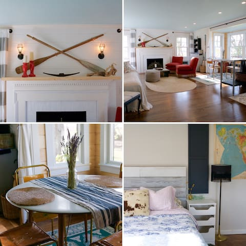 Fun & Idyllic In-Law Suite 5 min from Beach - Middletown - Appartement