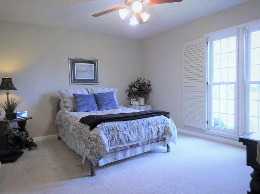 OVER SIZED Bedroom