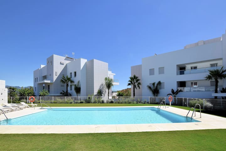 Luxury Apartment with Swimming Pool in Andalusia