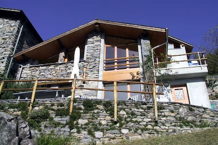 Beautiful Cottage in Valle Verzasca - Mergoscia
