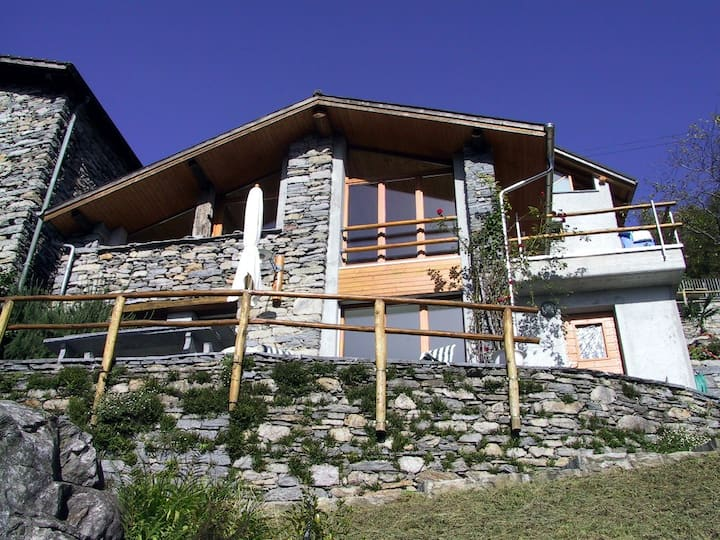 Beautiful Cottage in Valle Verzasca