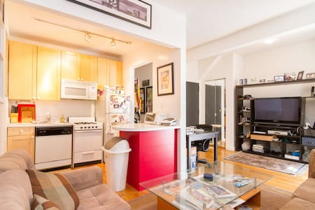 Stay in AWESOME BIG 1BR SOHO Apt - New York - Apartment