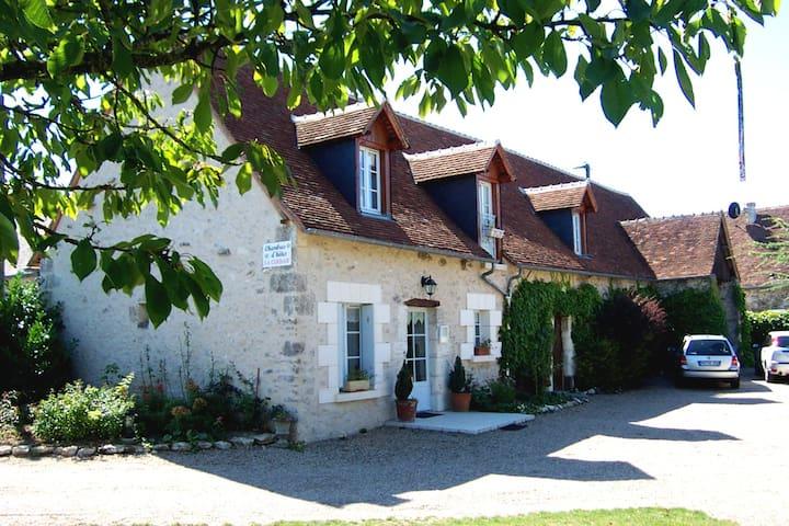 La Grange Gîte de charme Cerisaie - Dolus-le-Sec - วิลล่า