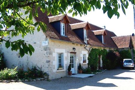 La Grange Gîte de charme Cerisaie - Dolus-le-Sec