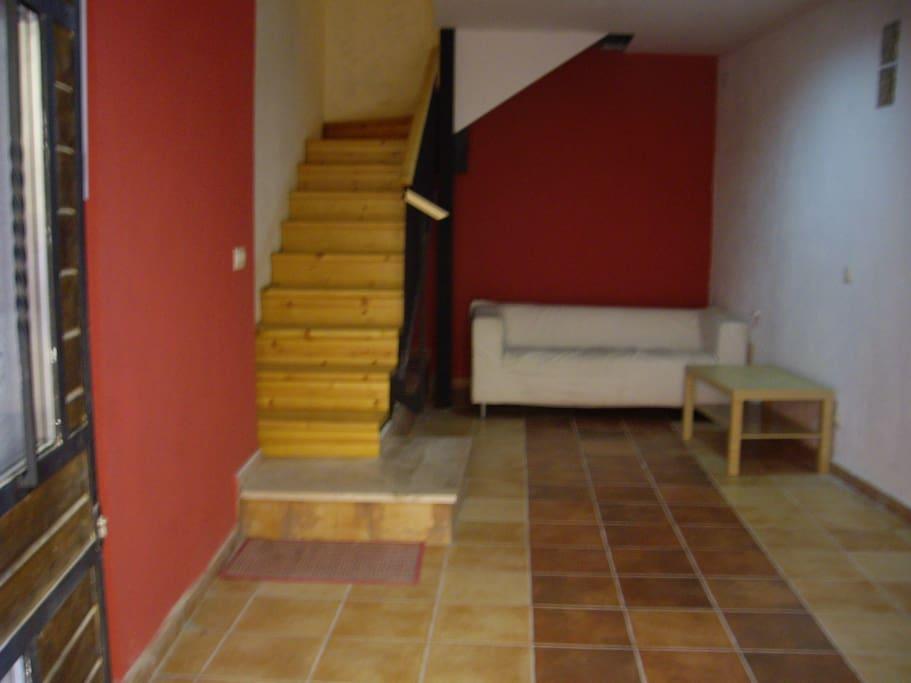 Sala primera planta