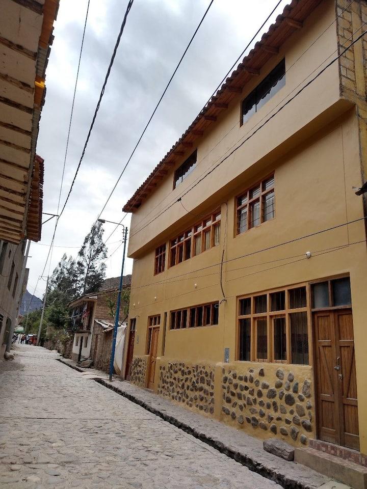Casa Flores (flat) Ollantaytambo