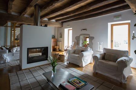 Caserío del siglo XVIII con encanto - Etxarri Larraun - 独立屋
