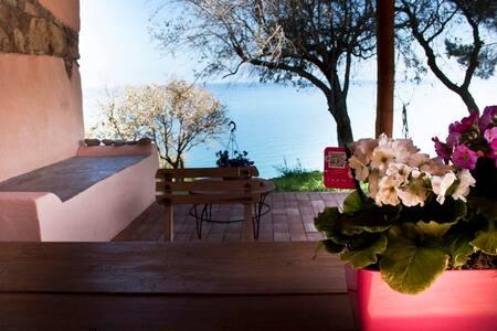 Affascinante casa vista mare / house sea view - Cefalù - Villa