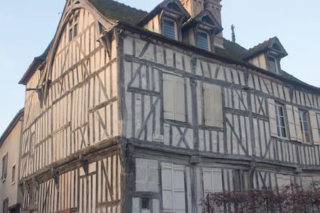Monument historique Renaissance - Bray-sur-Seine - Townhouse