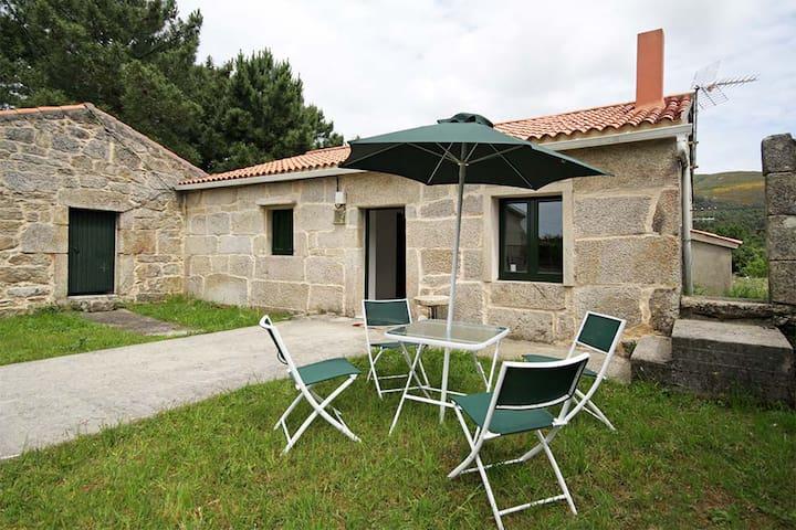 Casa Andrade Playa Carnota - Pedrafigueira - House