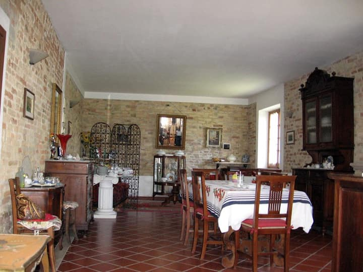 Bed &breakfast Giardino Agritourist.