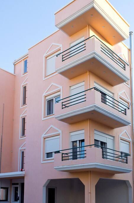 2 Zimmer Apartment Alexandroupolis