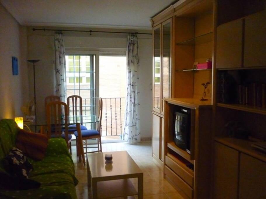 Habitaci n en centro de murcia appartamenti in affitto a for Alquilar habitacion en murcia