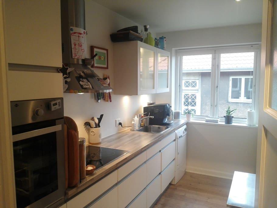 Kitchen - Køkken