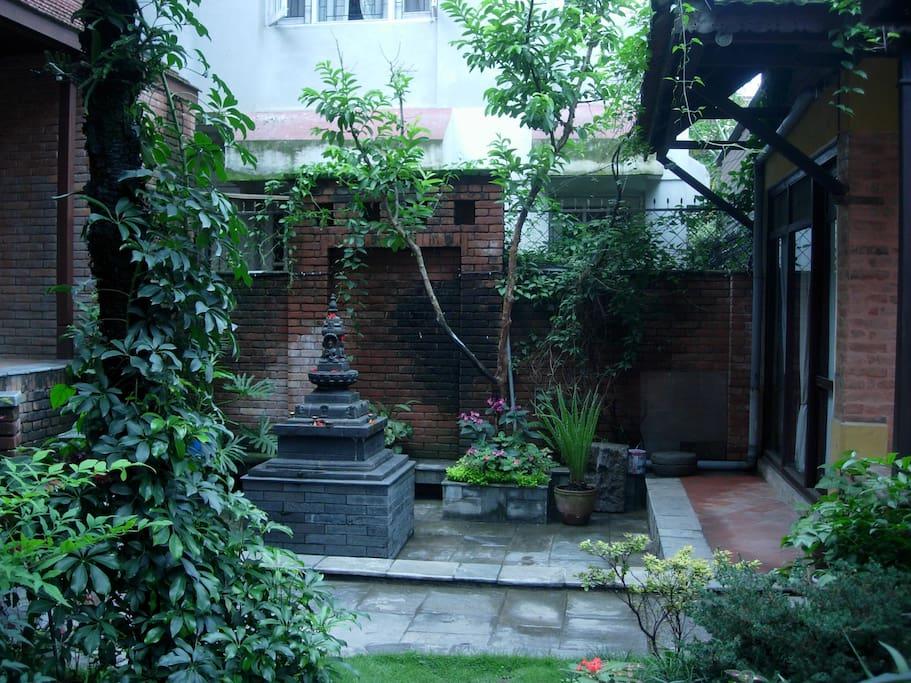 Chaitya corner...