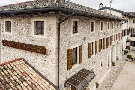 Historic inn in the middle of Friuli