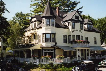 Pentagoet Inn and Restaurant - Castine