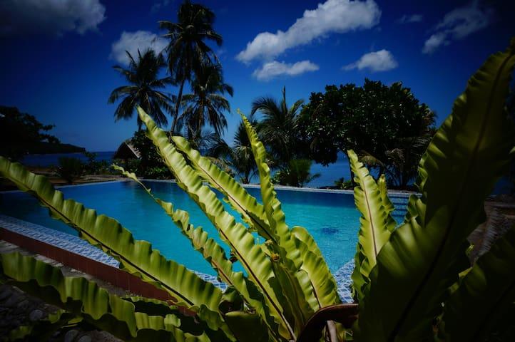 Pintuyan Dive Resort, bed & breakfast