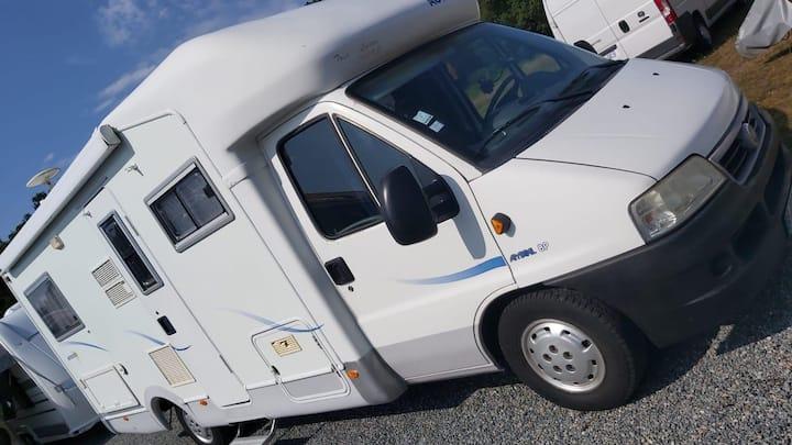 Cómoda Autocaravana en Mallorca!