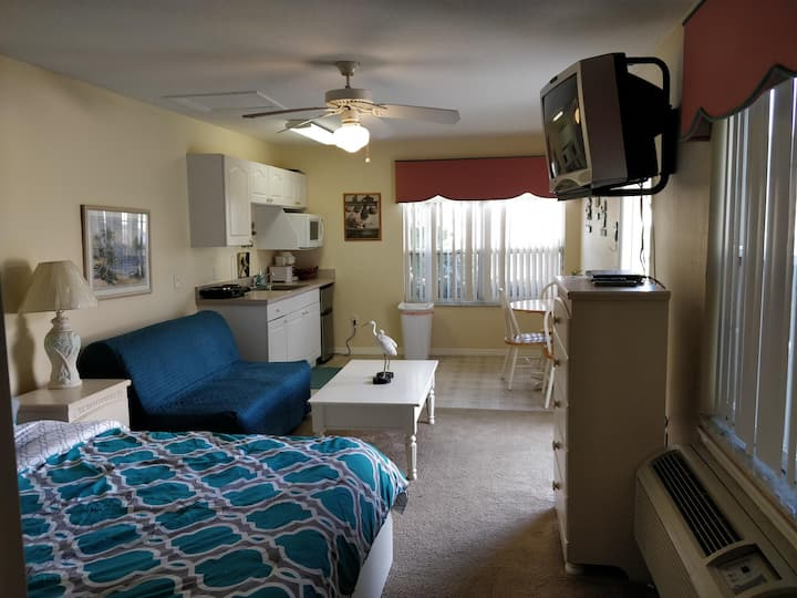 Cozy Studio #2 near Disney ($40/nt, Dec. Special)