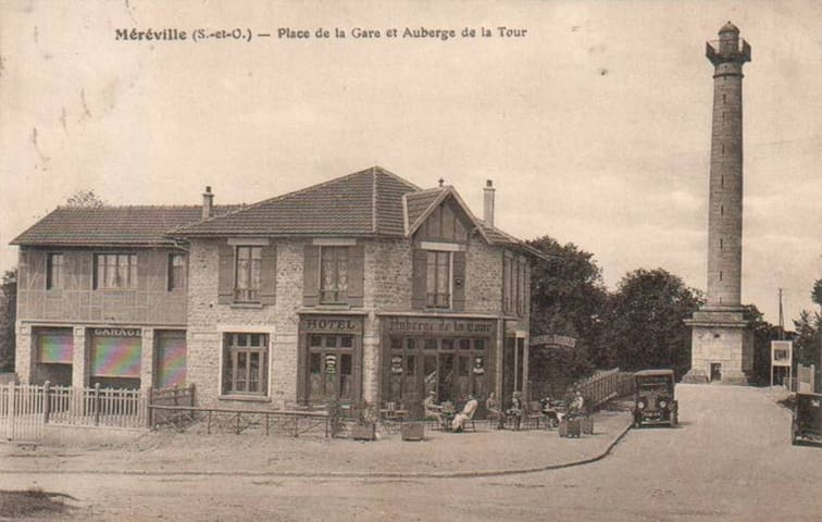 Auberge de la Tour  - Méréville - Byt