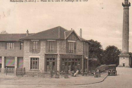 Auberge de la Tour  - Méréville - Wohnung