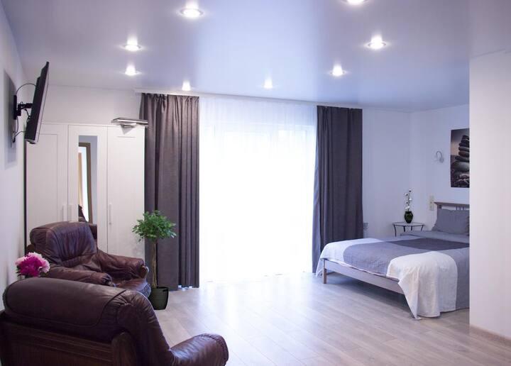 Apartotel Alex BnB. Lux